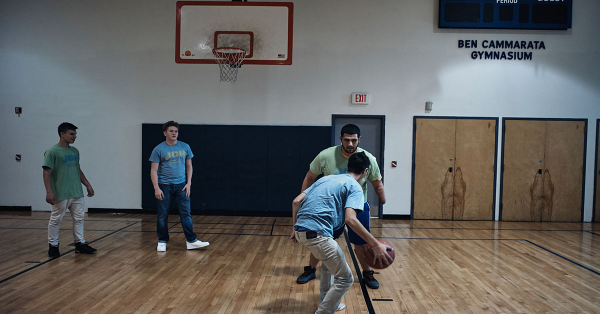The Cammarata Youth Sports Center is a Brooklyn brand that is known for their successes on the court and teaching its participants to overcome adversity. It has inspired hundreds of youngsters through sports participation and team building.
