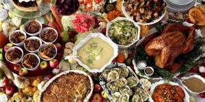 A Plethora Of A Thanksgiving Feast --- Image by © Marcus Nilsson/Galeries/Corbis