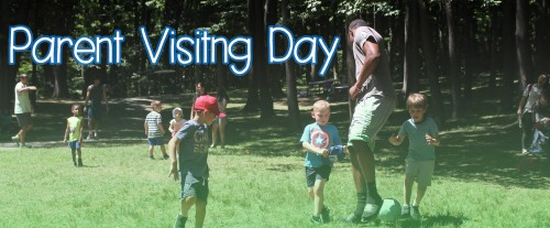 parent visiting day